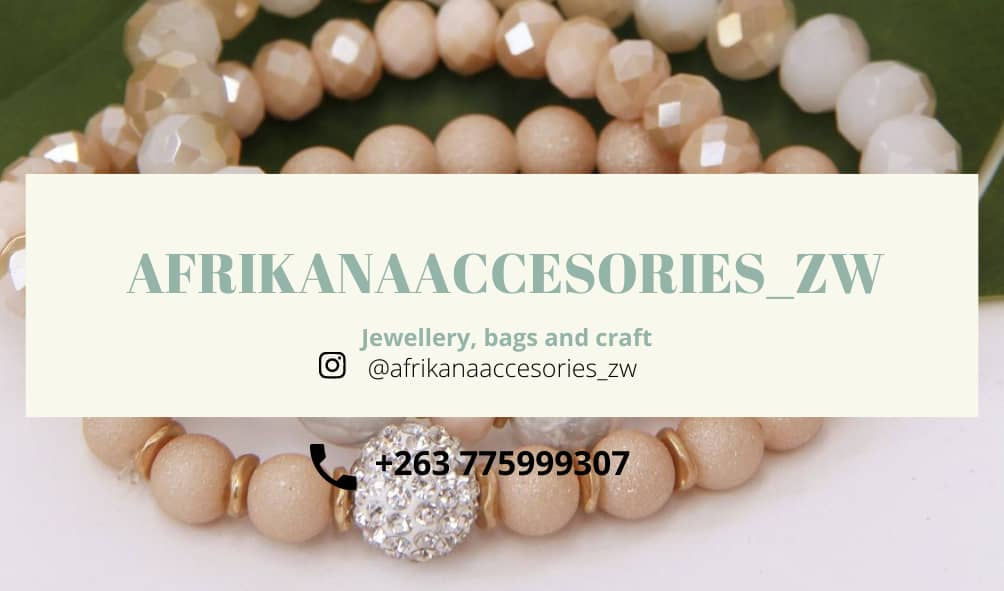 Handmade Jewellery for African Queens by Afrikanaaccesories_zw